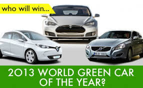 World Green Car of the Year World Green Car of the Year