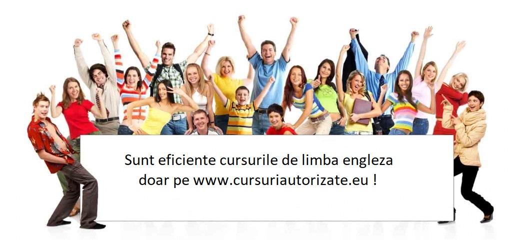 Sunt eficiente cursurile de limba engleza?