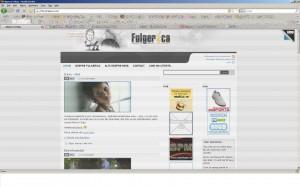 Pagina mea de net