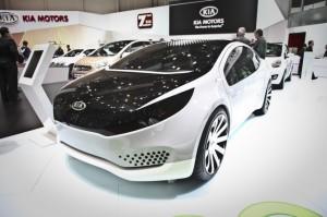 Salonul Auto de la Chicago & masinile electrice