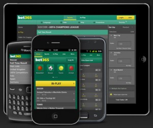 Cum sa pariezi  la bet 365 utilizand smartphone-ul sau tableta?