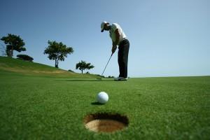 Pariuri eficiente in golf