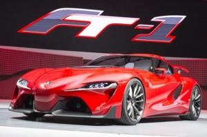 Un nou concept sportiv de la Toyota ?