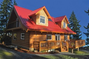 Wooden houses specialize in Ecokit