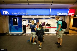 Changing Airports as a Way of Saving Money