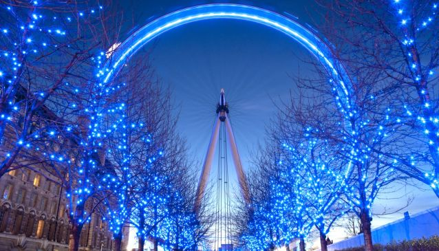 Why should you visit London in winter?