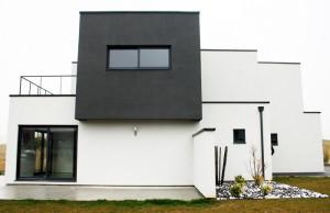 Cat de eficiente sunt casele pe structura metalica?