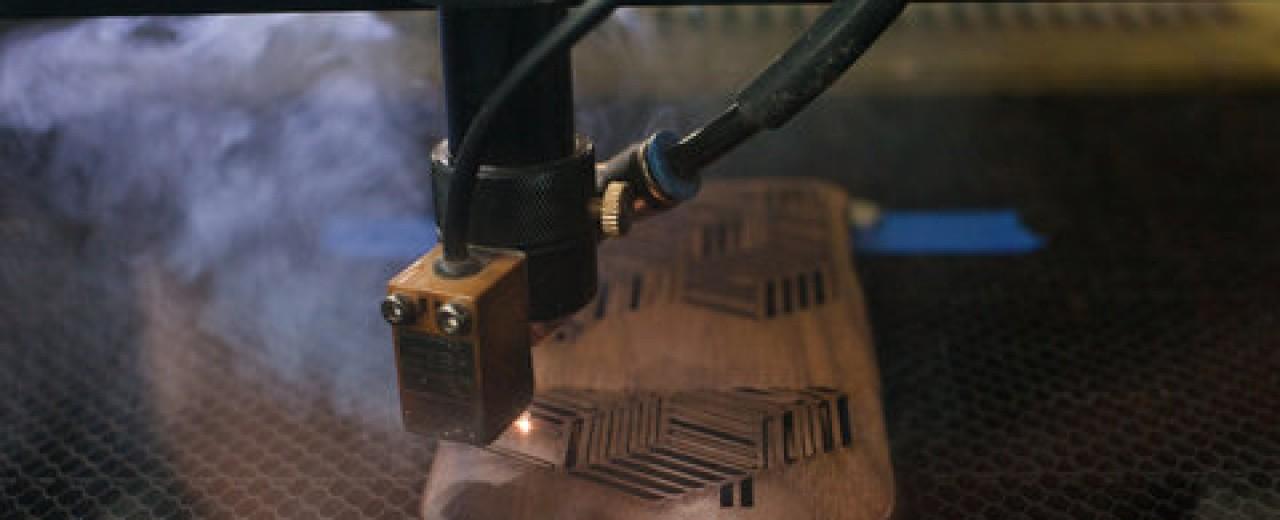 Tehnologia cu laser nu se foloseste doar in filmele science-fiction