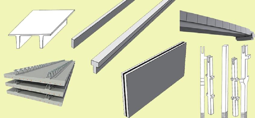 Utilizari ale prefabricatelor din beton