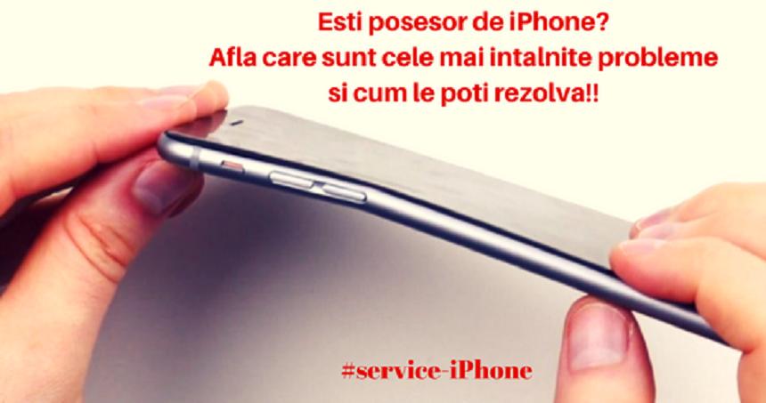 Care sunt cele mai mari probleme ale iPhone-urilor?