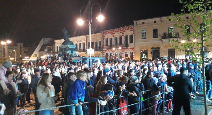 Cum trebuie organizat un eveniment precum Zilele Municipiului?