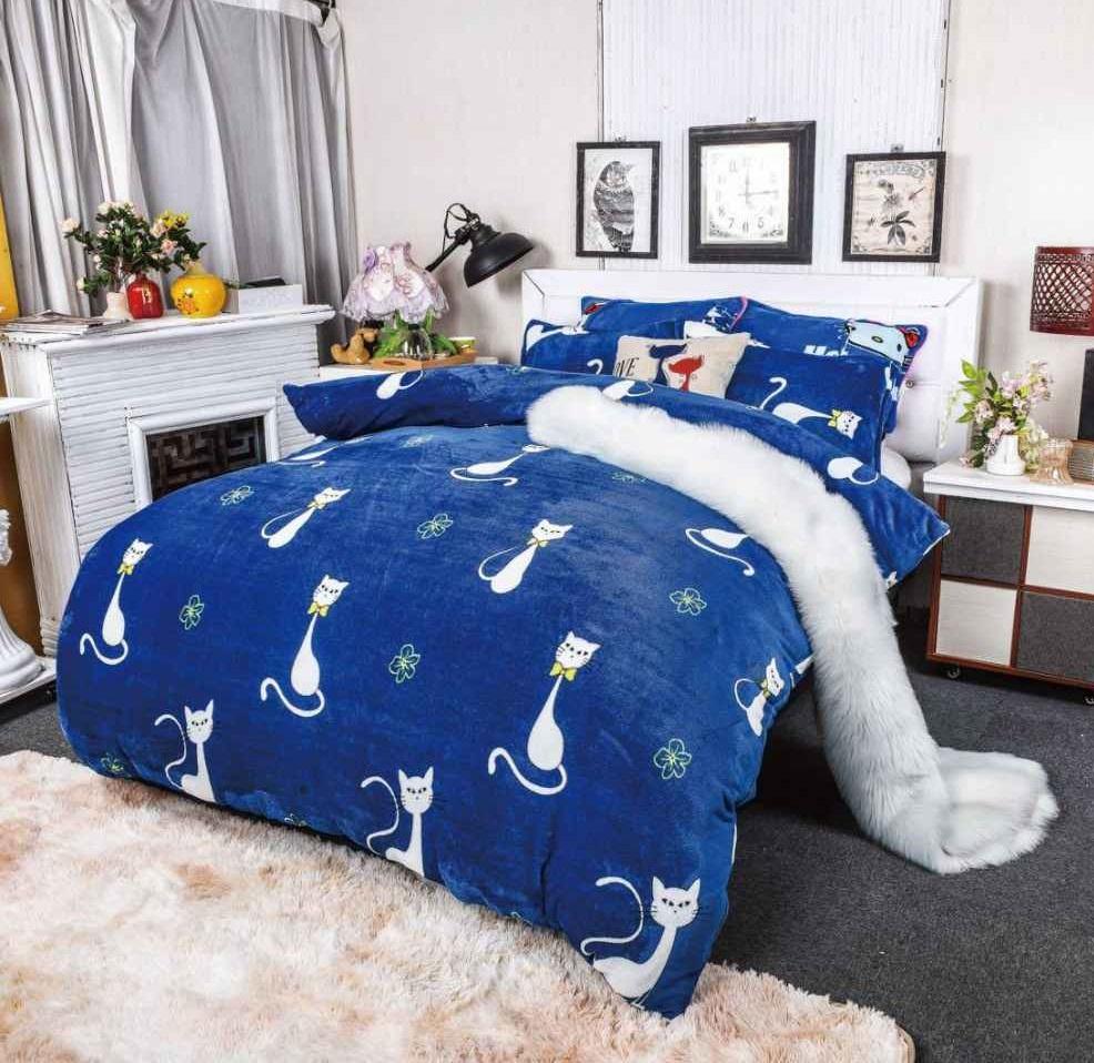 Cat de importante sunt lenjeriile si paturile pentru pat?
