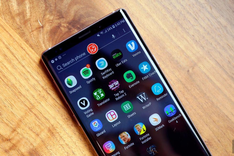 Samsung Note 9 si specificatiile care au facut utilizatorii sa se indragosteasca de el