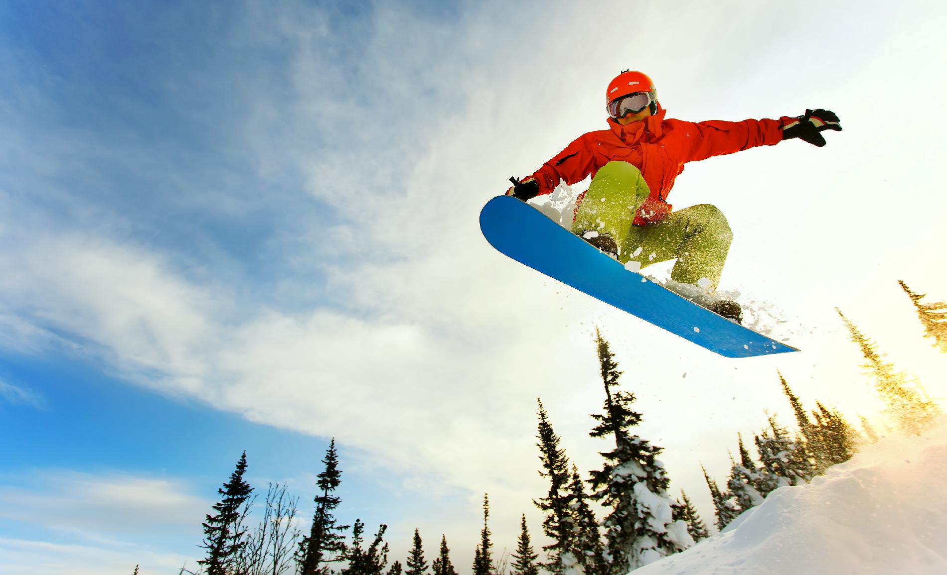 Beneficiile snowboardului