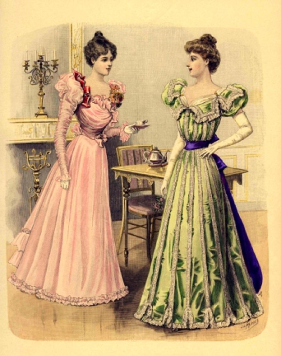 Istoria rochiilor