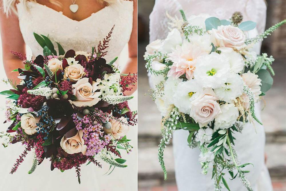 Care sunt cele mai potrivite flori pentru nunta?