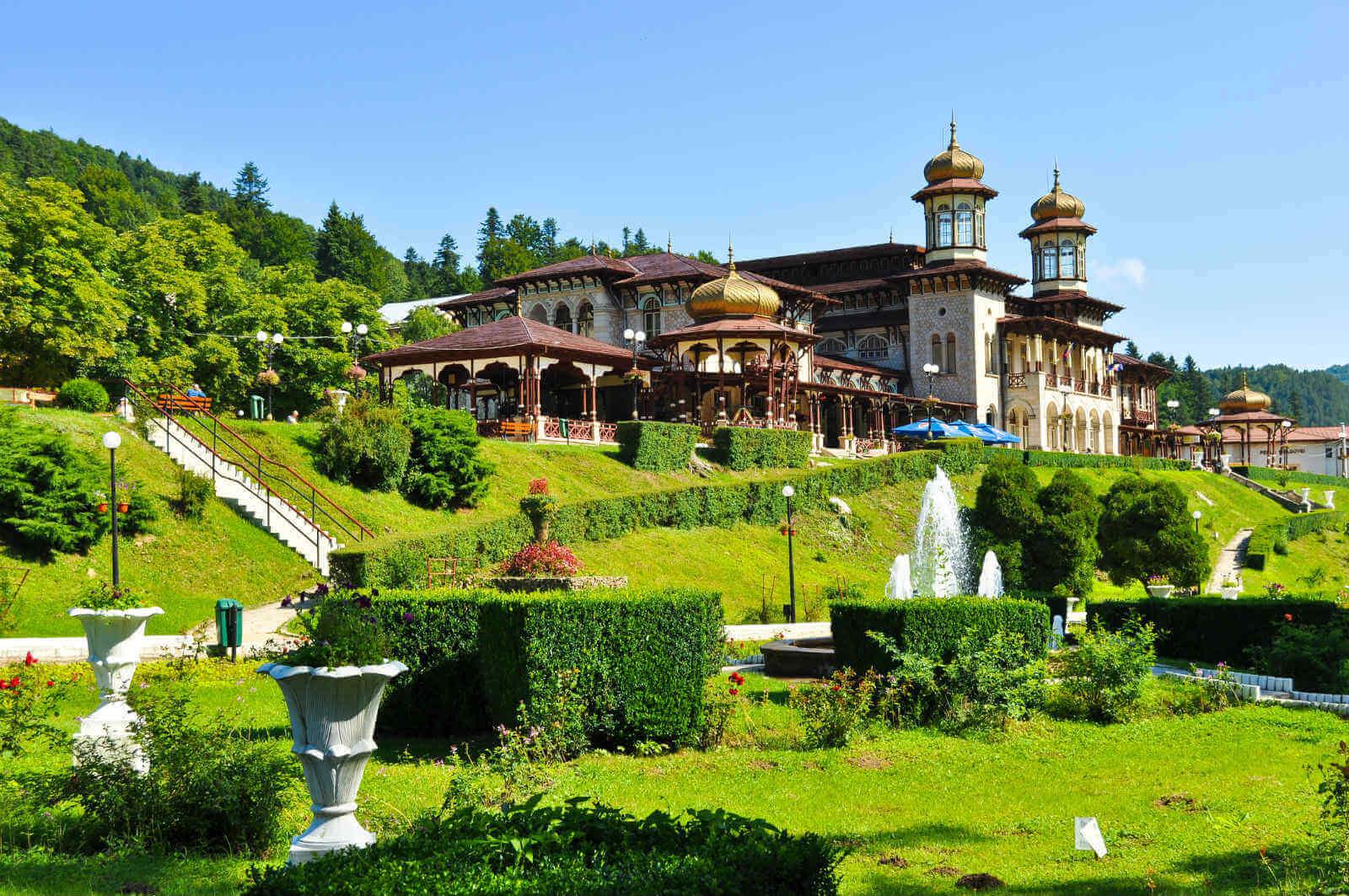 Ce se poate vizita in Slanic Moldova?