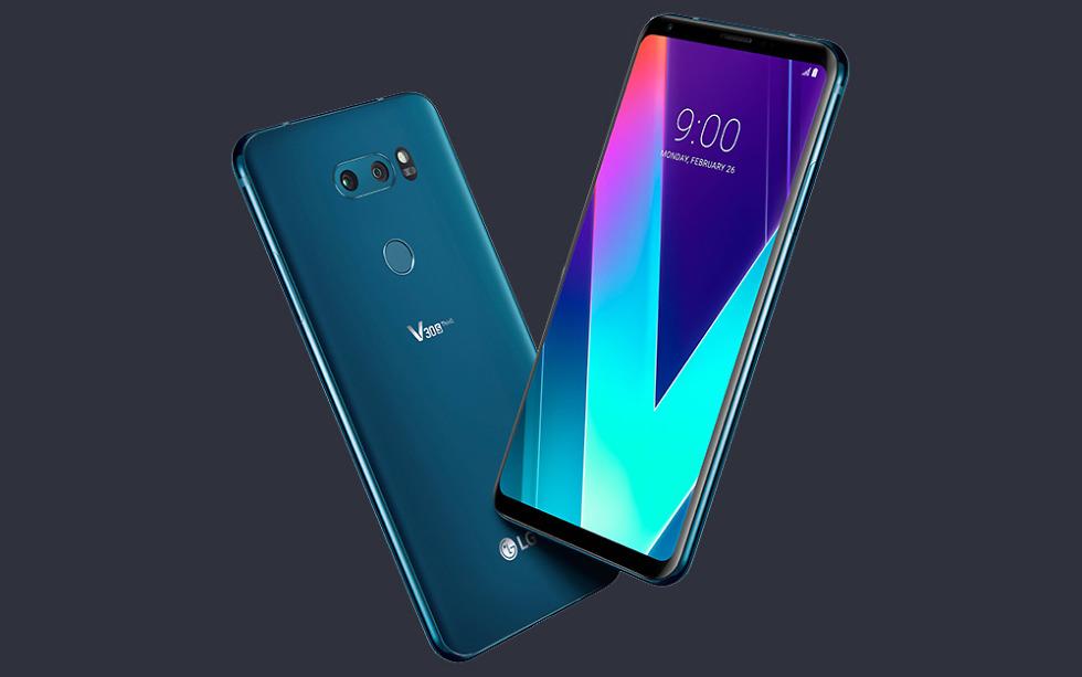 Prezentare smartphone LG V30S ThniQ