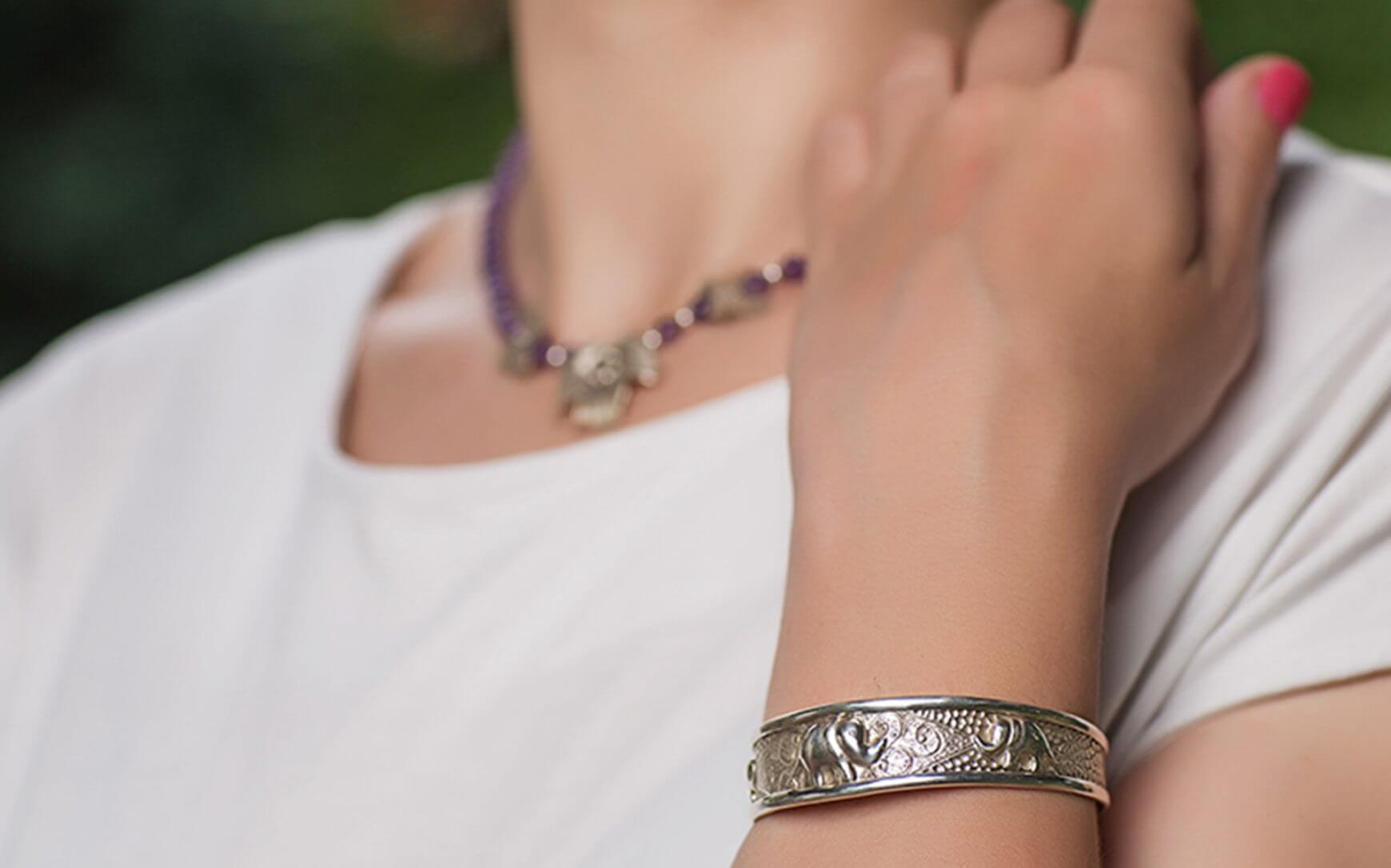 Ce avantaje au bijuteriile din argint?