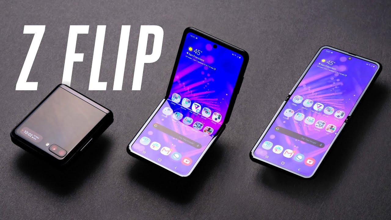 Recenzie Samsung Galaxy Z Flip