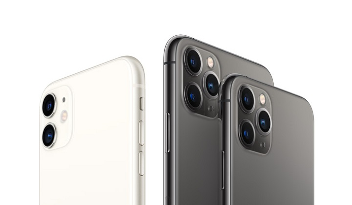 Specificatii tehnice iPhone 11