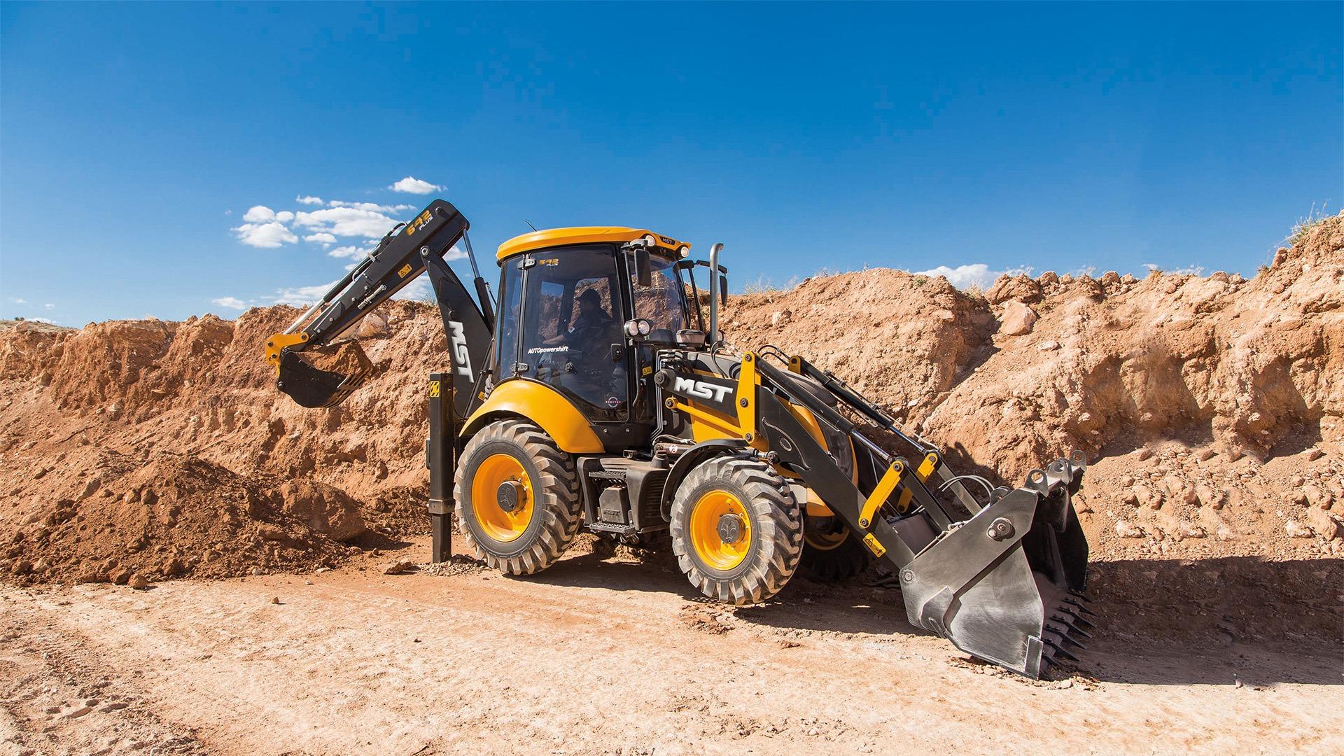 Ce alegi dintre un excavator si un buldoexcavator?