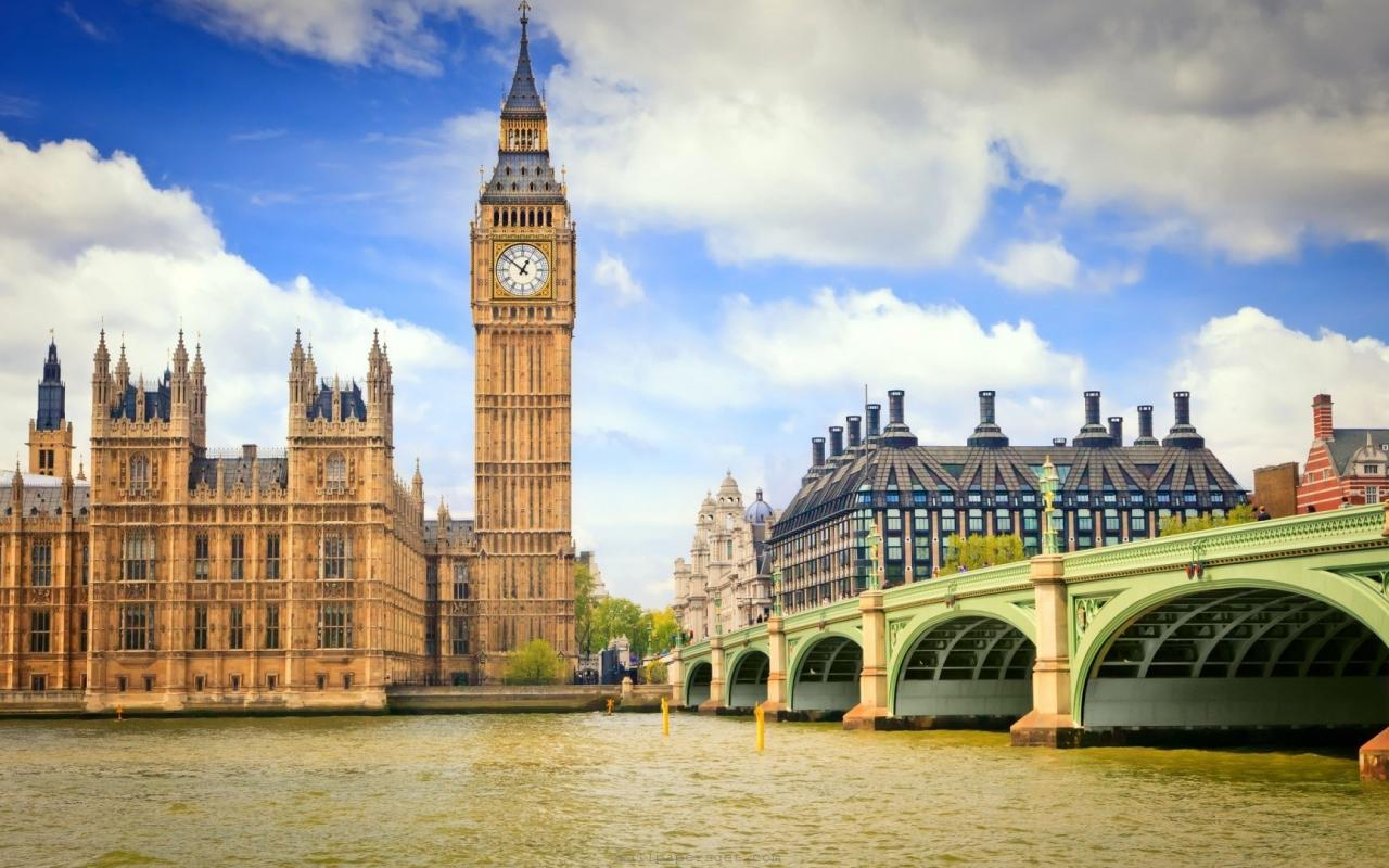 Care sunt cele mai cunoscute locuri din Londra?
