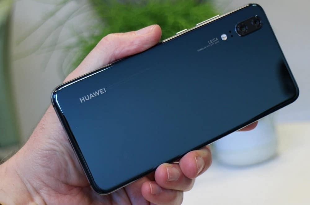 Probleme comune pentru modelel din seria Huawei P20