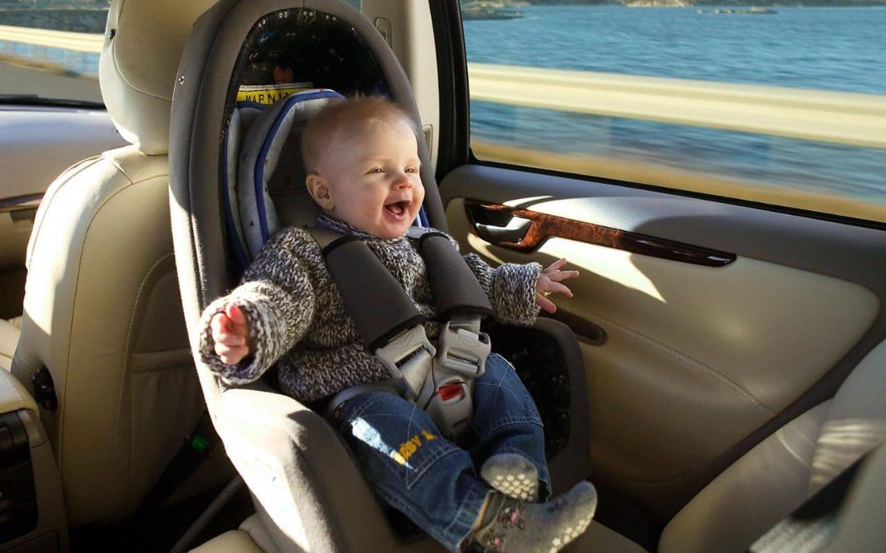 Tipuri de scaun auto pentru copii