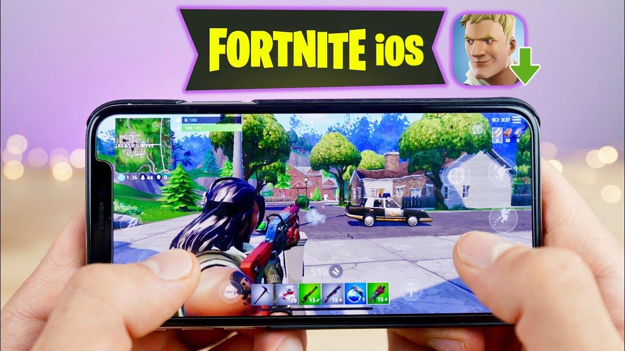 Ultima actualizare Fortnite ii lasa in urma pe utilizatorii iPhone si iPad