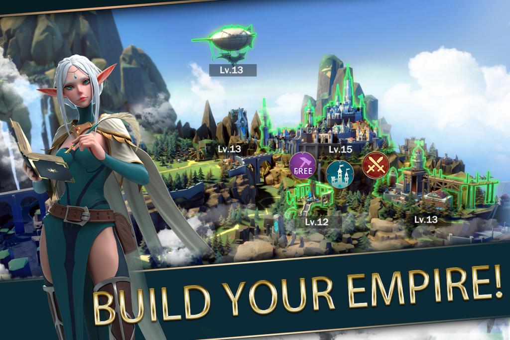 Exemple de jocuri RPG pentru Android