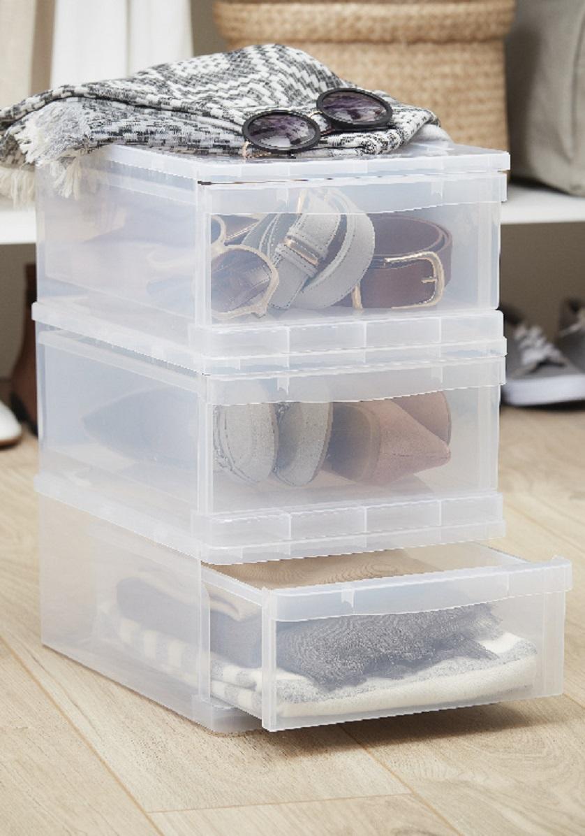 Ce beneficii ofera cutiile pentru depozitare din plastic?
