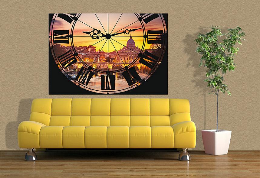 Ceasuri de perete pentru orice interior - masoara timpul cu stil